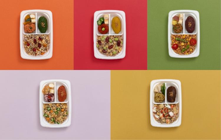 kirei meal info image